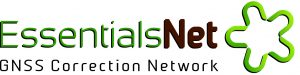 EssentialsNet is our GNSS correction network which supplies a RTK correction service.